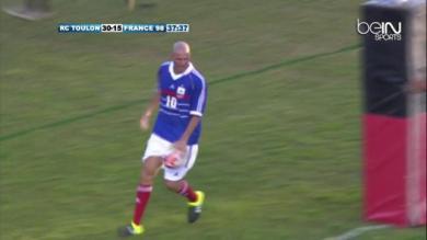 INSOLITE : Zinédine Zidane va affronter le Stade Toulousain avec France 98 cet été