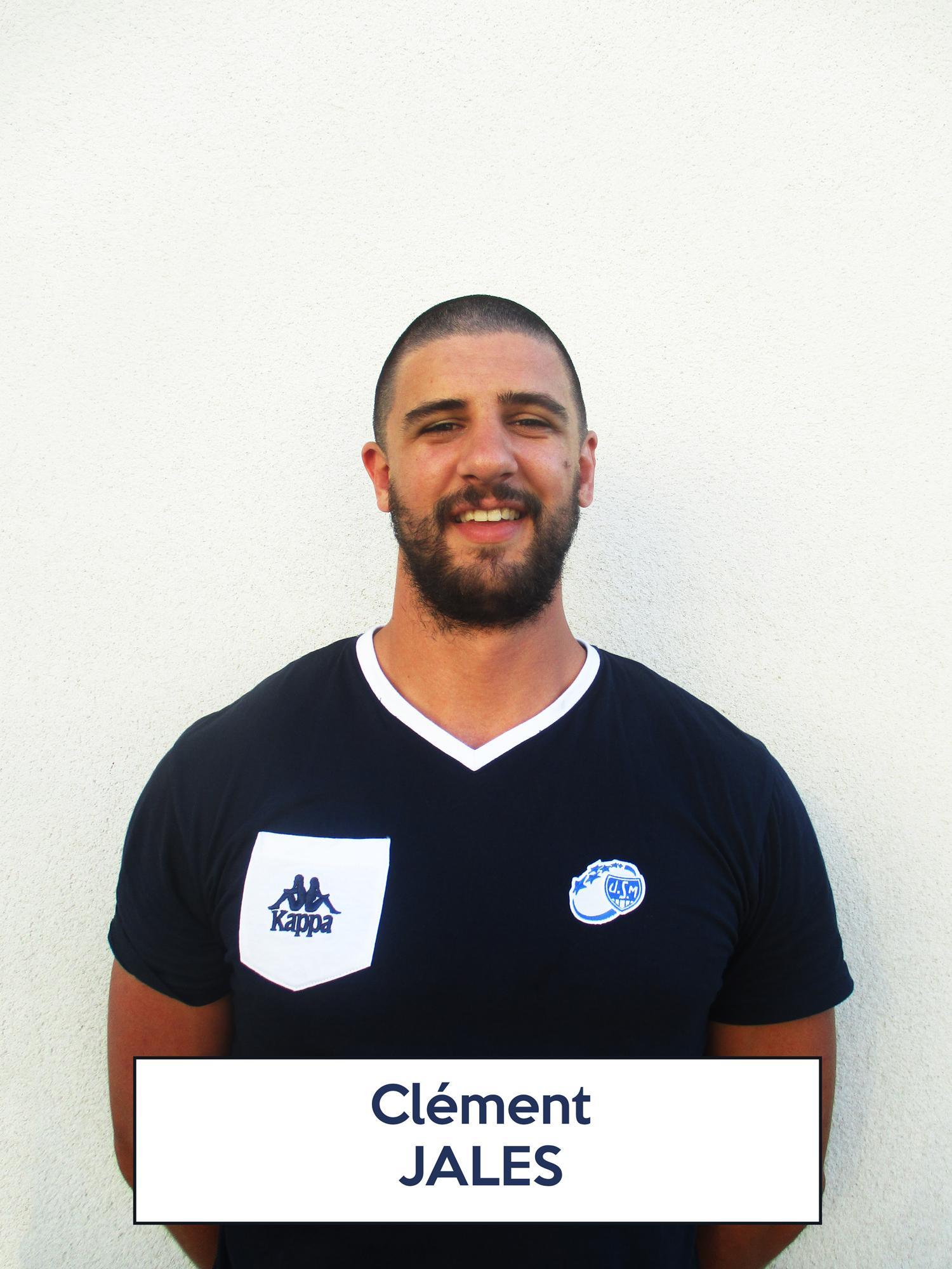 Clément Jales