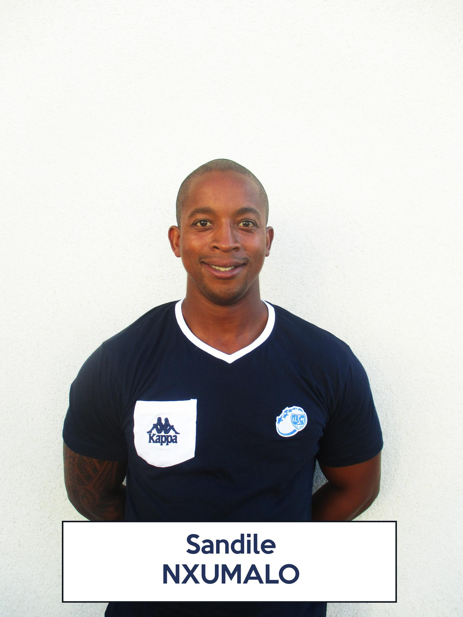 Sandile Nxumalo